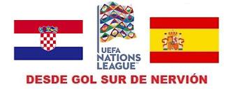 Próximo Partido de la Selección Española.- Jueves 15/11/2018 a las 20:45 horas