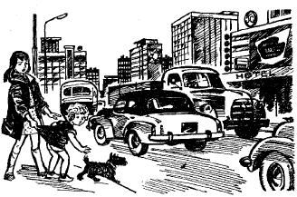 A. Marshall - Биография австралийского писателя Алана Маршалла. Crossing the Road - Первая часть рассказа Алана Маршалла о детях на перекрестке дороги.