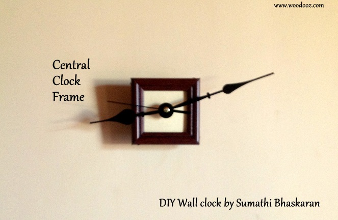 Was That Not A Wonderful Way To Personalize A Clock ? I So Loved The Way It  Has Been Built And I Sincerely Hope You Loved Reading Sumathiu0027s DIY  Tutorial On ...