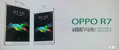 Inilah Penampakan Oppo R7 Plus Dengan Sensor Sidik Jari