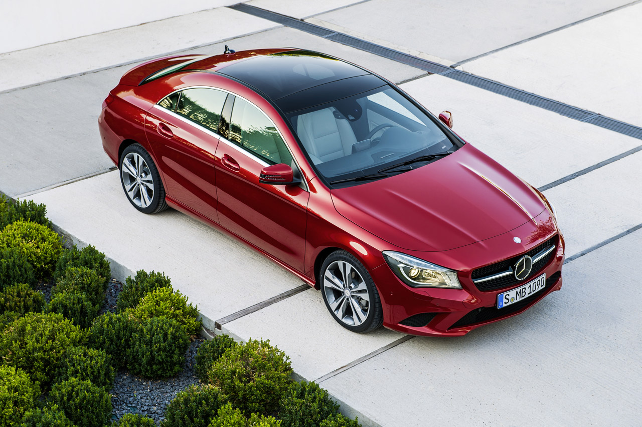 Youngmanblog 2014 mercedes benz cla 250 for Mercedes benz cla coupe 2014