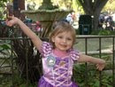 My granddaughter Kiersten, age 3