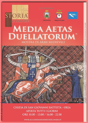 mostra armi medievali