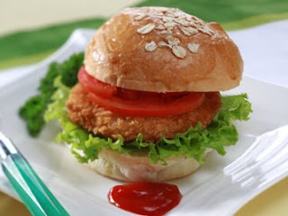 CrispyChickenBurger - ~`~ Cooking Competition September 2013 ~`~