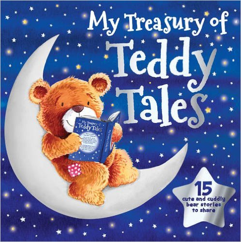 My Treasury of Teddy Tales