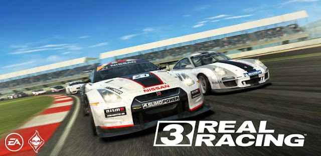 Real Racing 3 v1.20 All Mod Version APK + DATA Android