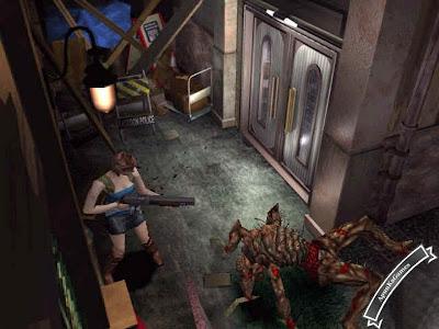 Resident Evil 3 Nemesis Screenshots