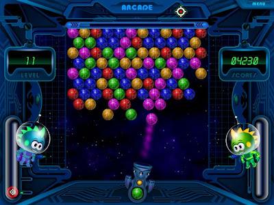 لعبة الفقاعات الملونة Bubble Match