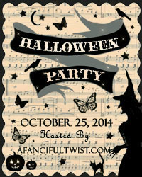 A Fanciful Twist Halloween Party