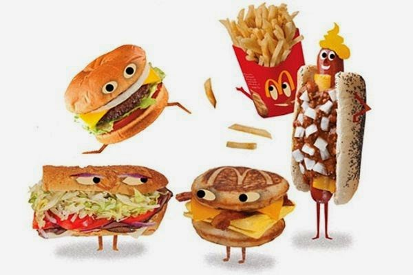 fast foods