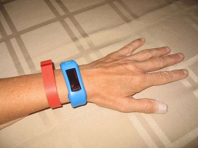 Ice Opera Make A Wristband For A Fitbit One