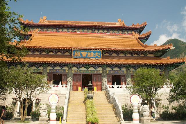 Ngong Ping, Ngong Ping Village, Ngong Ping Piazza, tian Tan Buddha, Hongkong,Lantau,lantau island, Po Lin Monastery