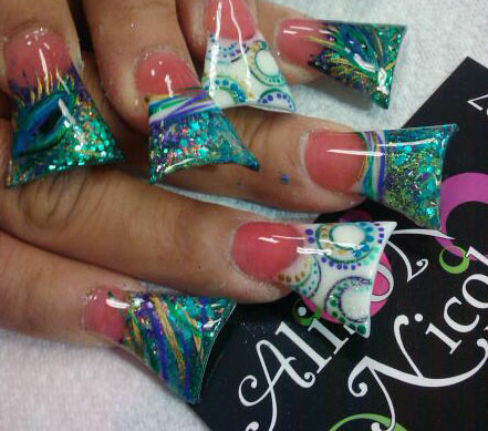 The Art Of Nailz Why Your Nail Lady Wont Do Flare Nails