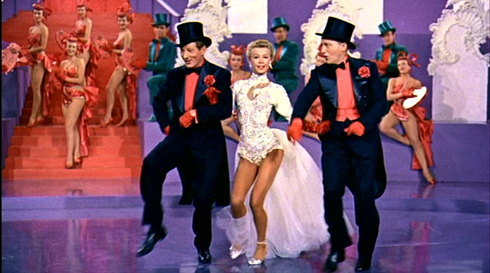 8. The famous number  The Best Things Happen While Youu0027re Dancing  features a small trip at the end. It occurs when as Vera-Ellen is twirling behind a ...  sc 1 st  Wednesday Journal & 10 surprising facts about u0027White Christmasu0027 | Articles | News ...