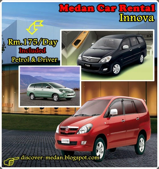 Rental Innova Di Medan