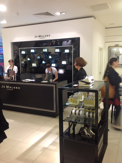 Jo Malone at John Lewis Oxford Street Beauty Hall