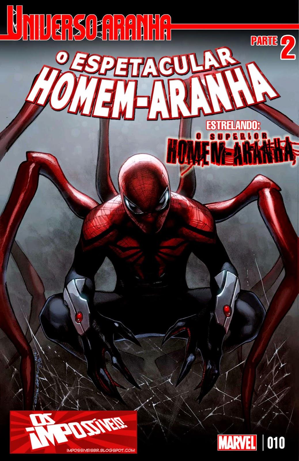 O Espetacular Homem-Aranha #10