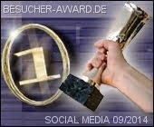 Mein Gold-Award 09/2014