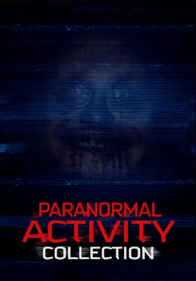 Paranormal Activity Coleccion DVD R1 NTSC Latino
