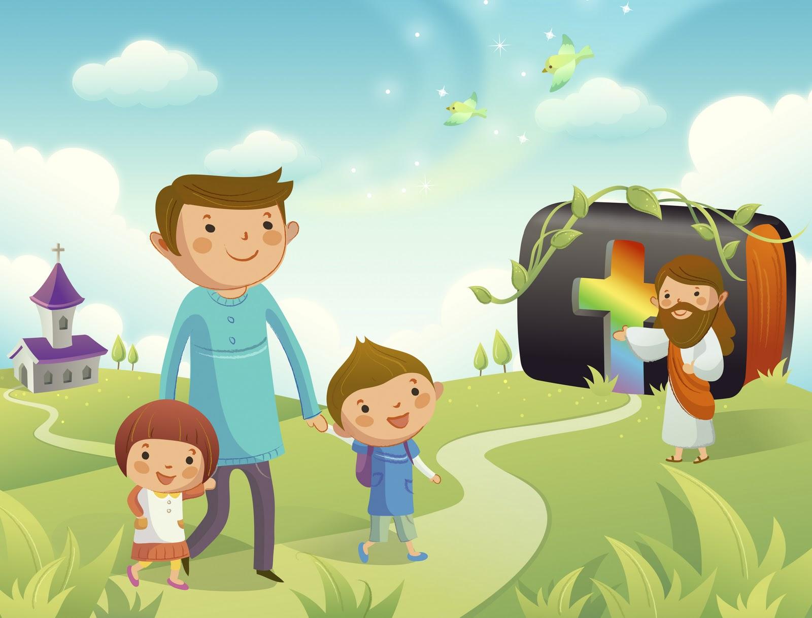 Sekolah Minggu (Ibadah Anak) bukan Penitipan Anak: CAMKAN ...