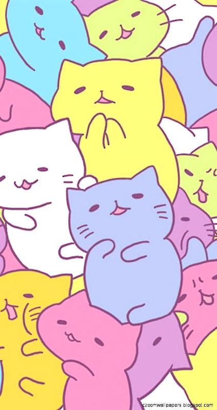 Kawaii Wallpaper on Pinterest  Kawaii Background Kawaii Art and