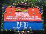 BPH Prov. Banten Mengucapkan