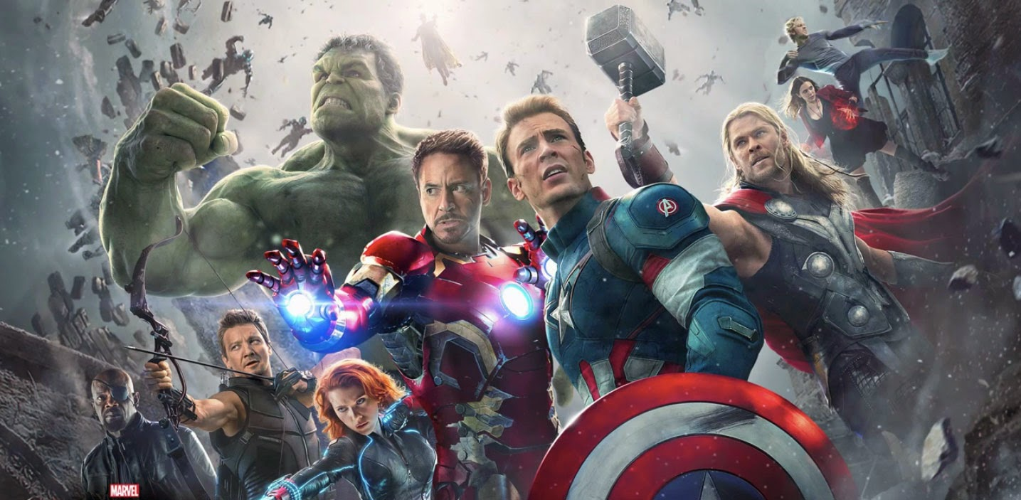 MOVIES: Avengers: Age of Ultron - Clips + Featurette *Updated*
