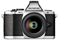 Olympus OM-D E-M5 Camera