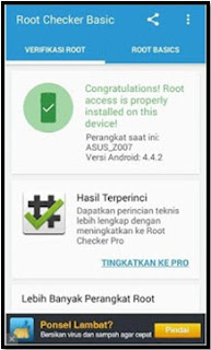 Tutorial  Cara Root Hp Asus Zenfone C ZC451CG Terbaru