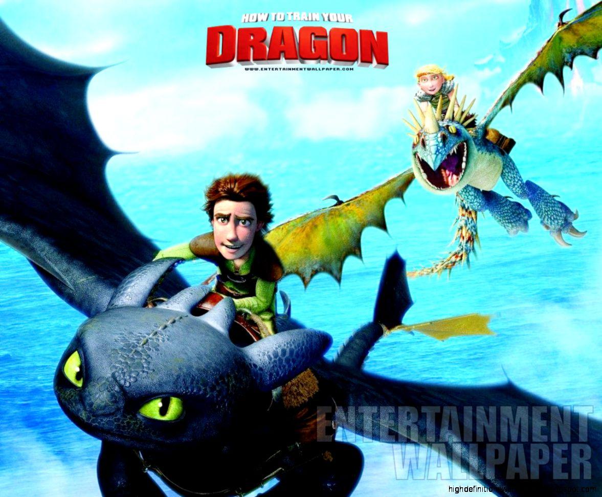View Original Size How To Train Your Dragon Movie HD Desktop Wallpaper Widescreen