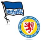 Hertha BSC - Eintracht Braunschweig