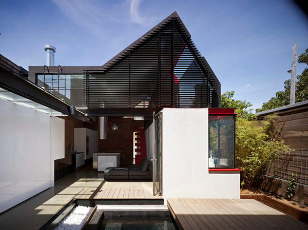 Modern architecture and design houses modern architecture for Home architecture melbourne