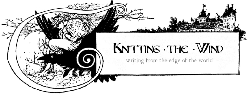 knitting the wind - archives