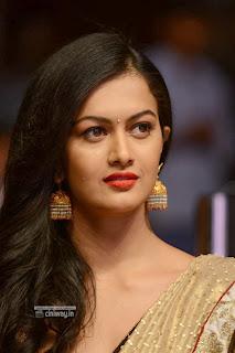Actress-Shubhra-Ayyappa-at-Pratinidhi-Audio-Launch