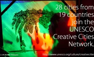 Dundee Joins UNESCO Creative Cities Network