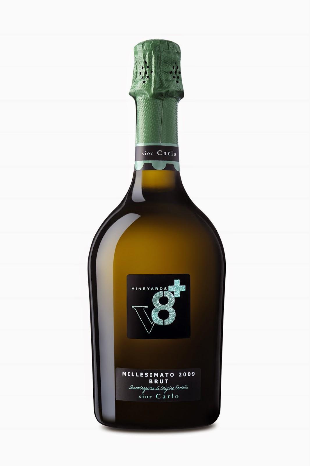 bottiglia packaging giovane design wine prosecco vino eleganza etichette target naming
