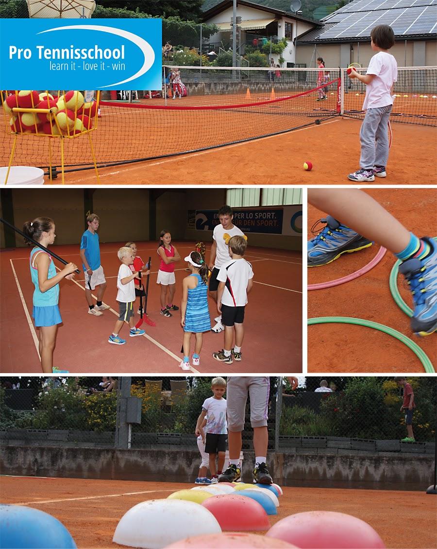 Vorstellungstag der neuen Tennisschule Pro Tennisschool