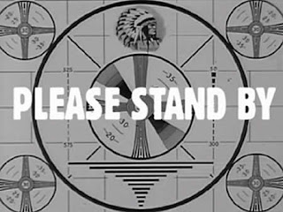 please stand by message