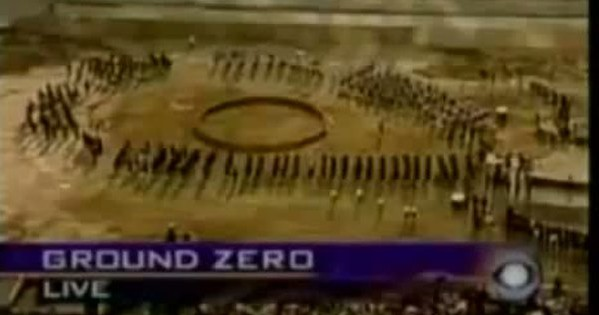 Illuminati Ritual at Ground Zero Caught on Camera