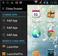 cambiare applicazione veloce su Android