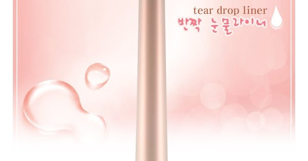 Angelkawai's Diary: Review Etude House Tear Drop Liner #White