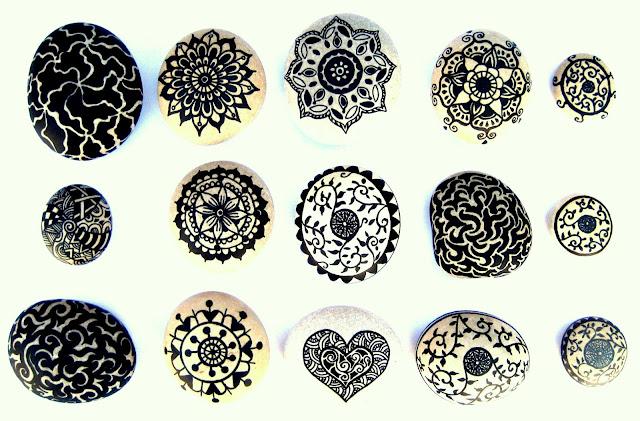 piedras mandala