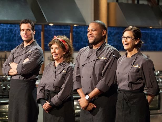 Chopped Food Network food network gossip: new celebrity chopped tonight on food network