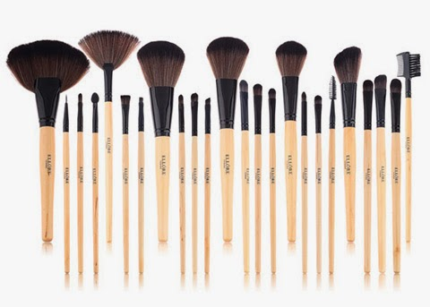 Magic Make Up Brush 24 Batang