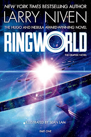 Ringworld: The Graphic Novel by Larry Niven