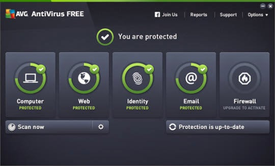2015 AVG Antivirus free download