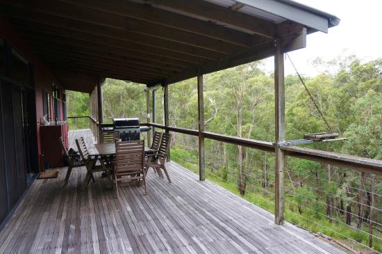banjos bushland retreat