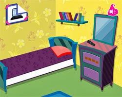 Juegos de Escape Cushy Room Escape