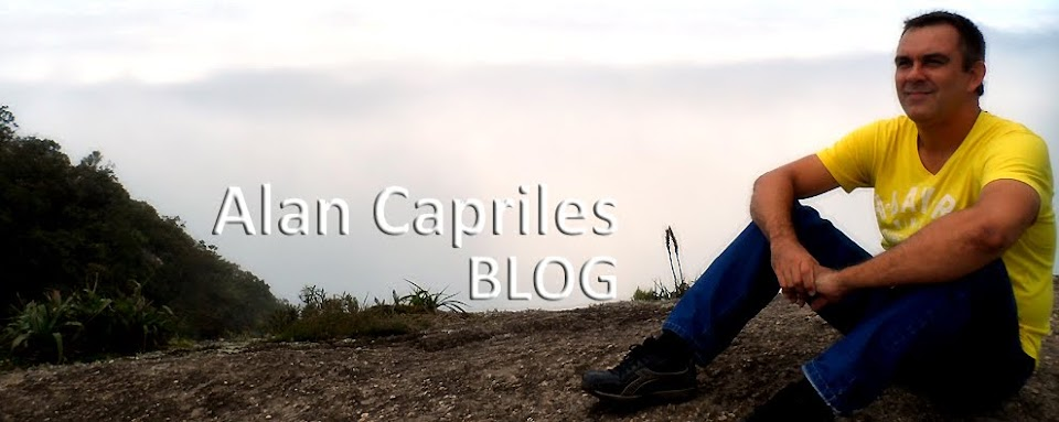 Alan Capriles - Blog