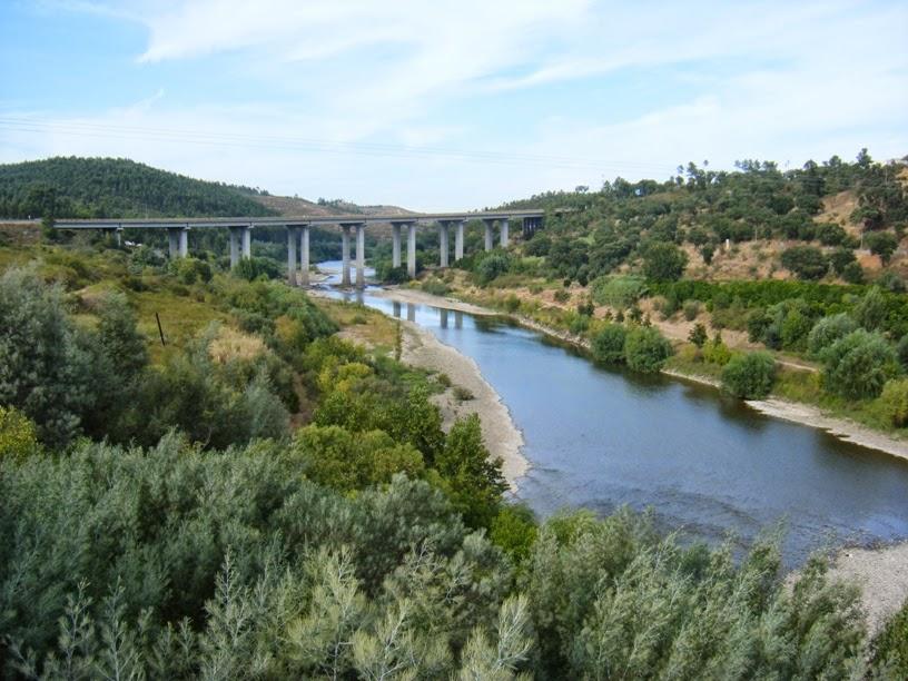 Ponte sobre o Rio Zêzere da A23